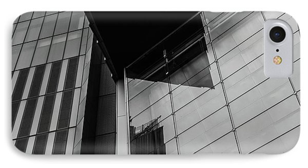 Modern Buildings Nyc Abstract IPhone Case