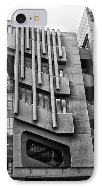 Modernist Perspective  IPhone Case by Philip Openshaw