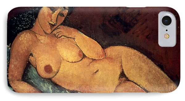 Modigliani: Nude, 1917 Phone Case by Granger
