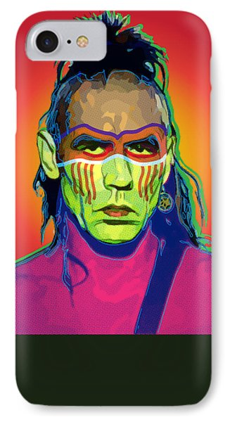 Mohawk IPhone Case by Gary Grayson
