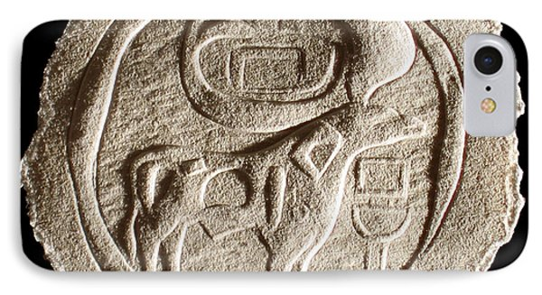 Mohenjodaro Seal IPhone Case by Suhas Tavkar