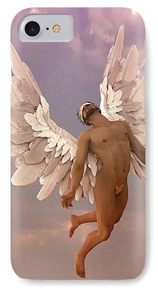 Mojito Angel IPhone Case by Joaquin Abella