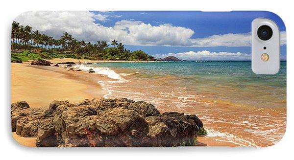 Mokapu Beach Maui Phone Case by James Eddy