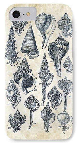 Mollusks - 1842 - 17 IPhone Case