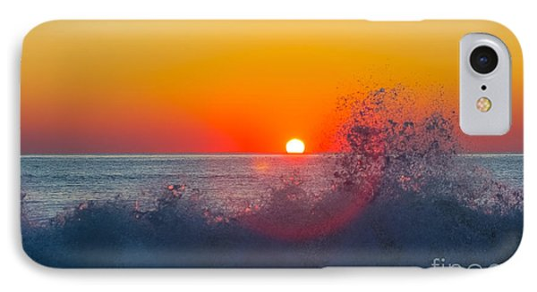 Moment In Time IPhone Case by Allan Levin