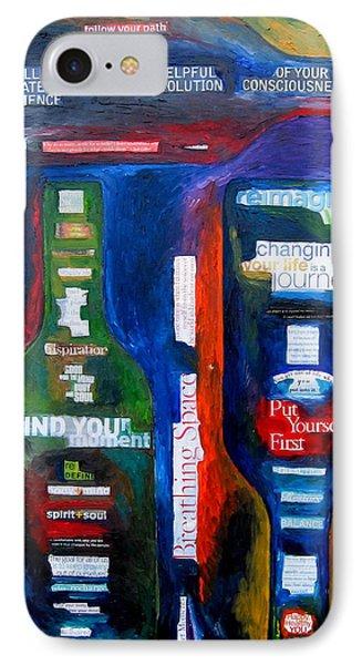 Moments Within Myself Phone Case by Patti Schermerhorn