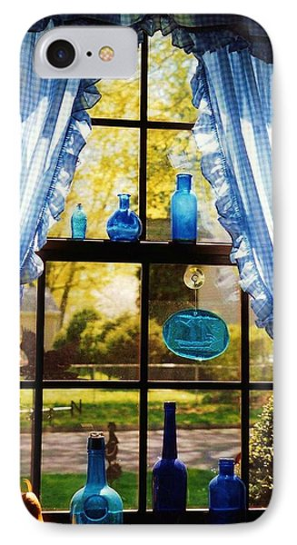 Mom's Kitchen Window Phone Case by John Scates