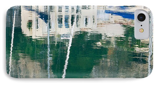 IPhone Case featuring the photograph Monaco Reflection by Keith Armstrong
