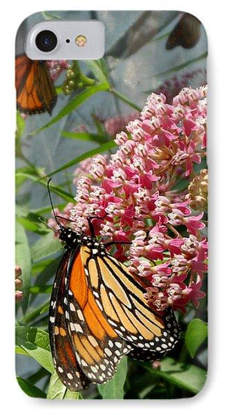 Monarch Arc IPhone Case