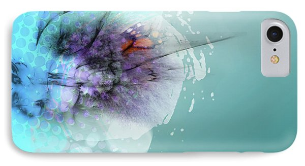 Monarch IPhone Case by Rochelle Midro