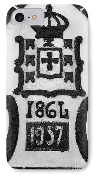 Monarchy Symbols Phone Case by Gaspar Avila