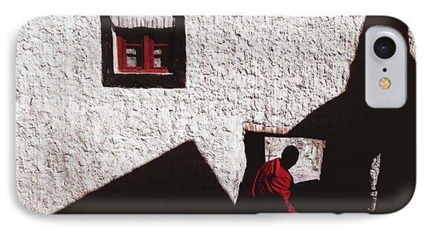 Monastery Phone Case by Marji Lang