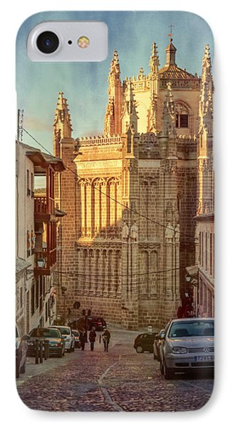 Monastery Of San Juan De Los Reyes IPhone Case by Joan Carroll
