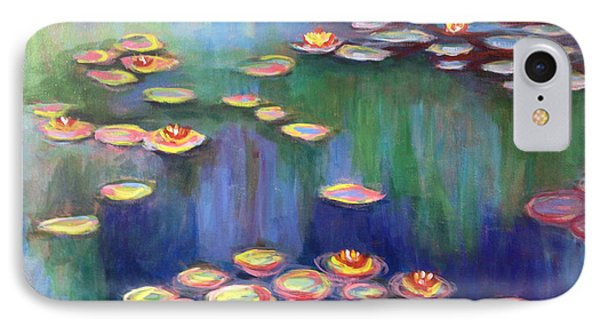 Monet's Lily Pads IPhone Case