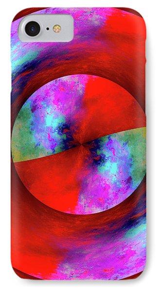 Monet's Mandala IPhone Case by Susan Maxwell Schmidt
