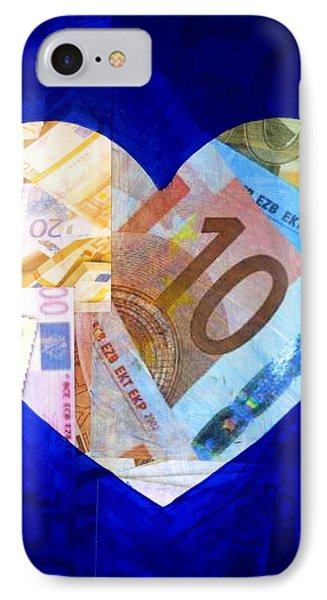 Money Collage I IPhone Case