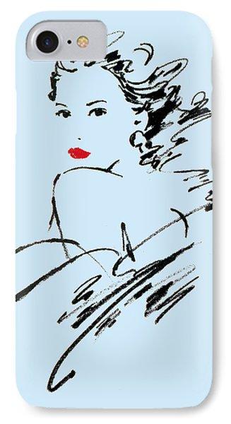 Monique Variant 2 Phone Case by Giannelli