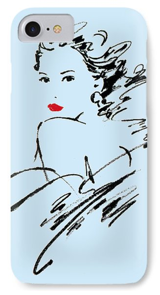 Monique Variant 2 IPhone Case