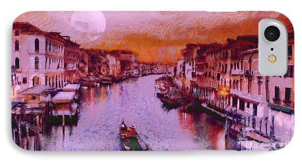 Monkey Painted Italy Again IPhone Case by Catherine Lott