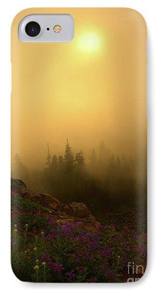 Monkeyflower Dawning IPhone Case by Mike Dawson