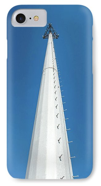 Monopole Tower IPhone Case by Todd Klassy