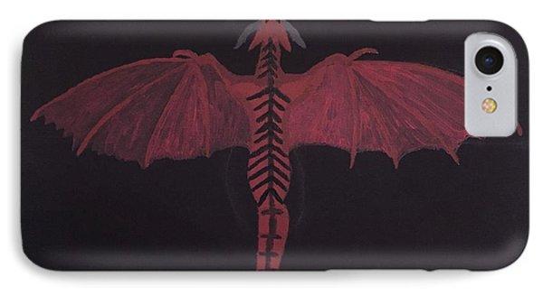 Monsterart Dragonsaurus IPhone Case