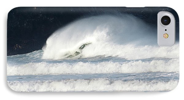 IPhone Case featuring the photograph Monster Wave by Nicholas Burningham