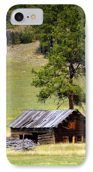 Montana Ranch 2 Phone Case by Marty Koch