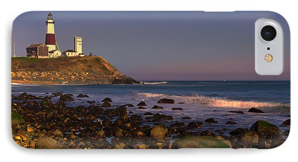 Montauk Lighthouse IPhone Case