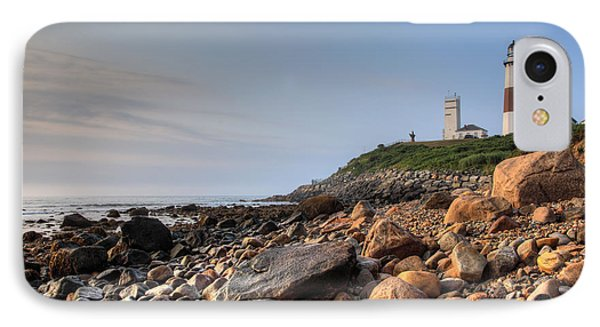Montauk Point Lighthouse IPhone Case