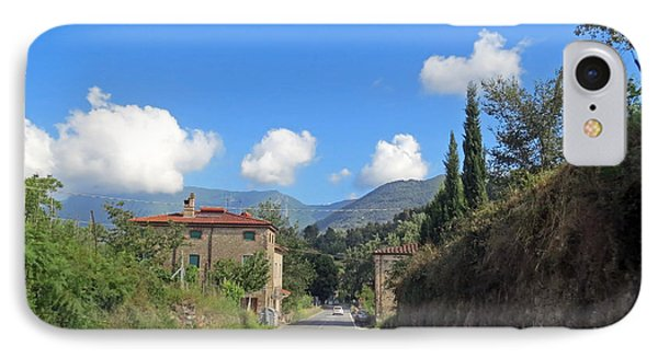 Montemagno Italy IPhone Case