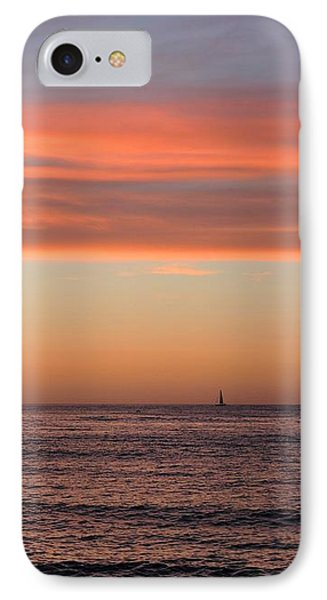 Monterey Bay Sunset IPhone Case by Connor Beekman