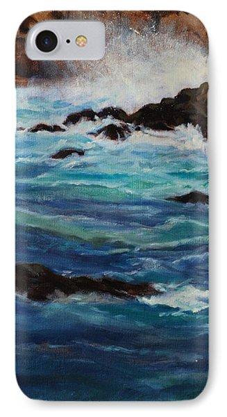 Monterey Wave #2 IPhone Case