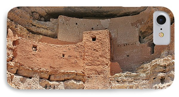 Montezuma Castle - Special In It's Own Way Phone Case by Christine Till