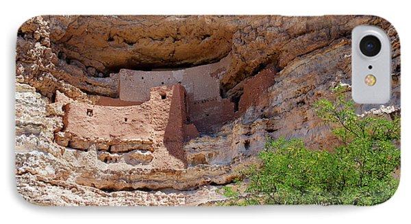 IPhone Case featuring the photograph Montezuma's Castle by Arthur Dodd