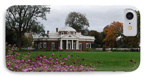 Monticello IPhone Case by Eric Liller
