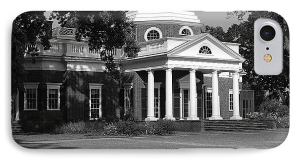 Monticello IIi IPhone Case by Eric Liller