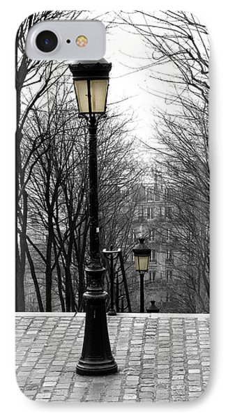 Montmartre IPhone Case by Diana Haronis