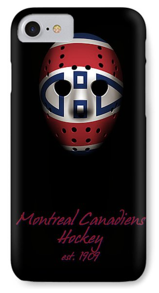 Montreal Canadiens Established IPhone Case