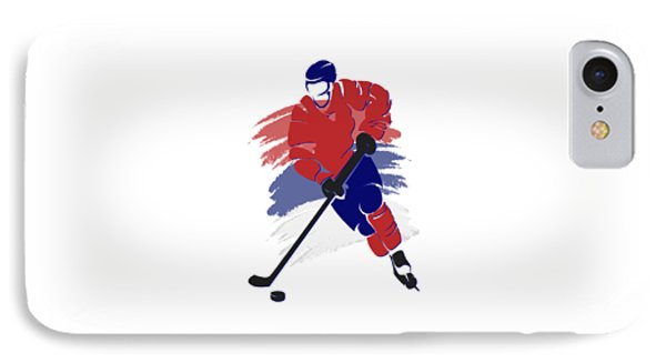 Montreal Canadiens Player Shirt IPhone Case