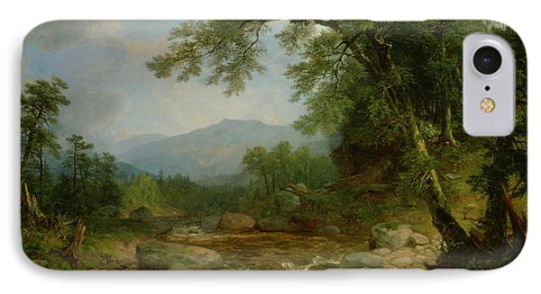 Monument Mountain - Berkshires Phone Case by Asher Brown Durand