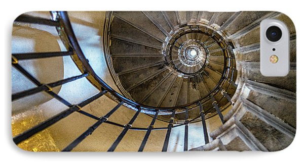 Monument Stairs Phone Case by Jae Mishra