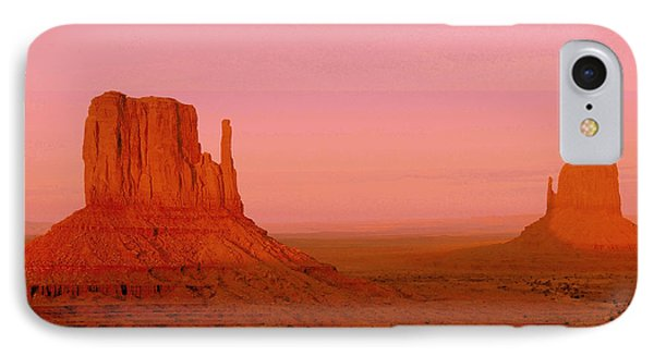 Monument Valley  --  The Mittens  IPhone Case