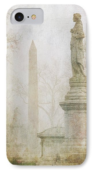 Monumental Fog IPhone Case by Heidi Hermes