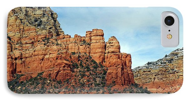IPhone Case featuring the photograph Monuments by Lynda Lehmann