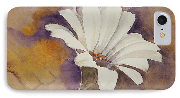 Mood Flower Phone Case by Gretchen Bjornson