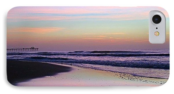 Moody Sunrise IPhone Case by Betty Buller Whitehead