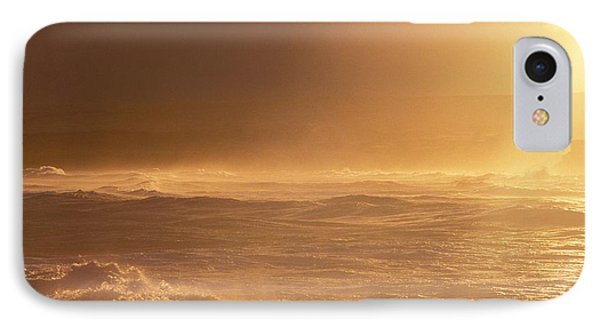 Moomomi Beach Sunset IPhone Case by William Waterfall - Printscapes