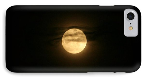 IPhone Case featuring the digital art Moon Dance by Barbara S Nickerson