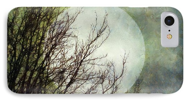 Moon Dream IPhone Case by Patricia Strand